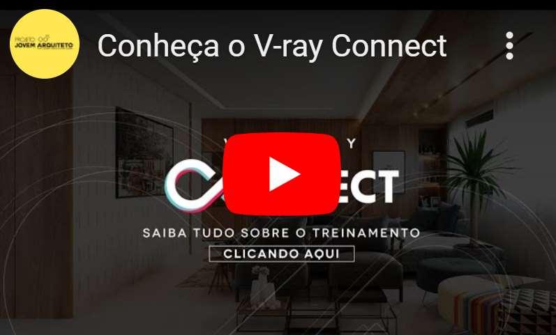 V-ray Connect Projeto Jovem Arquiteto