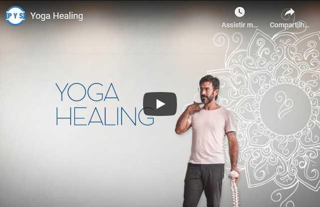 curso yoga healing